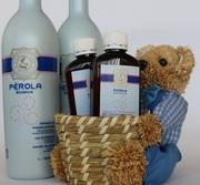 Набор Перола для бразильского выпрямления волос