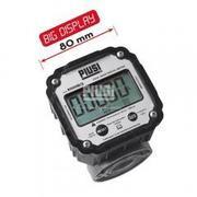 Электронный счетчик для дизтоплива  (НОВИНКА) К-600B/3 ( 10-100 л/мин)