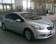Аренда(Прокат)автомобиля для Свадьбы (новое авто)