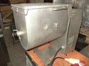 Пила для мяса Hobart,  фаршемес,  клипсатор,  вакуумупаковщик