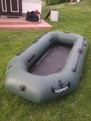 лодка пвх шкипер 260 нт цена