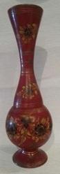 Индийская ваза из латуни 80х годов.