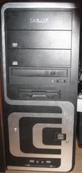 Компьютер 4 ядра Xeon E5430 4*2, 66 GHz 12M Cache 2 Gb DDR2 250 Gb HDD