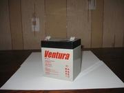 Аккумулятор Ventura 12В 4-7-9-12Ач до эхолота,  ибп,  детского электромо