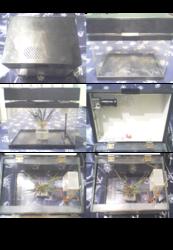 Аквариумы из оргстекла разных размеров