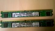 Продам 2 планки памяти по 512 Мб DRAM DIMM для Cisco серии 3925,  3945,