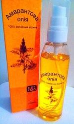 масло Амаранта от целюлита