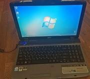 Отличный,  игровой ноутбук Acer Aspire 5738.