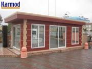 Модульные офисы и павильоны из контейнеров