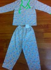 Продам новая детская пижамка на 3-5 лет