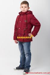 TM Barbarris. Детские куртки оптом