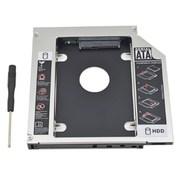 Optibay оптибей caddy карман 9, 5/12, 7 мм mSATA-SATA,  IDE-SATA для втор