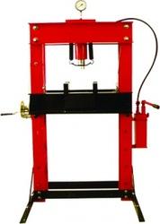 Пресс напольный гидравлический  ручной 50 тонн.
