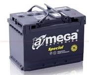 Автомобильный аккумулятор A-Mega 6CT-74 АзЕ Special