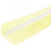 Уголок фасадный перфорированный пластиковый PVC с стеклосеткой 10х15