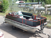 Понтонный катер продам (изготовлю под заказ)
