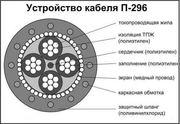 Продаю кабель (ПРОВОД) П296,  П274 (полевик).