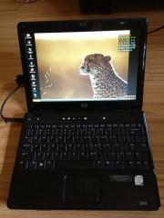 Недорогой и безотказный ноутбук HP Compaq 2230s.