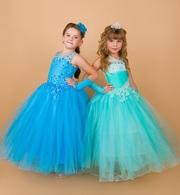 Детские нарядные платья под заказ 2-14 дней