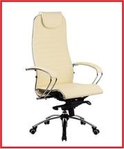 АКЦИЯ на Кресло компьютерное SAMURAI К1 кожа