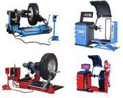 Оборудование для грузового шиномонтажа | Грузовой шиномонтаж под ключ.