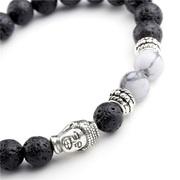 Мужской браслет «Будда»