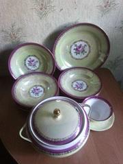 Продам столовую посуду б-у ГДР