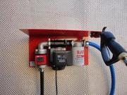 Оптимально для перекачки дизтоплива насос, миниАЗС 56л/мин 12 или 220В