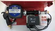 МиниЗаправки Piusi,  Adam Pumps (Италия) для перекачки дизТоплива, бензина