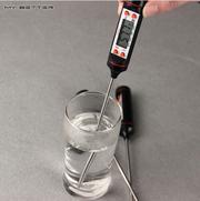 Термометр для кухни электронный. Градусник со щупом цифровой цена