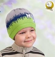 Красивые шапочки,  манишки и пинетки для мальчиков и девочек!