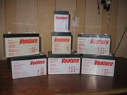 Аккумулятор ТМ Ventura для/до упса,  эхолота,  детского электромобиля (м