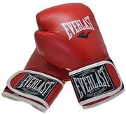 Перчатки бокс Everlast (8, 10, 12 унц.) винил