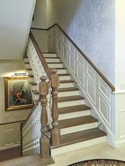 Лестницы деревянные для дома и дачи.