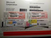 Продам новые лицензионные наклейки Windows 7,  8.1,  10 PRO,  Office 2010