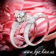 Обручальные кольца. Помолвочные кольца.
