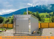 Мобільні Енергоефективні сушильні камери GEFEST DKA для сушіння деревини.