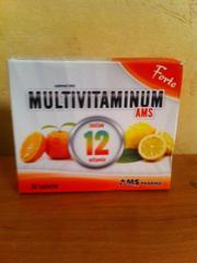 Multivitaminum forte 30шт.Польша