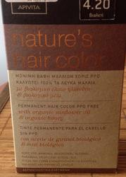 Краска для волос Апивита