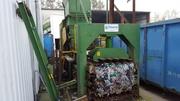 Пресс автоматический для вторсырья Presona 50 тонн