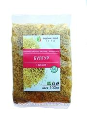 Булгур Organic food life 400 грамм