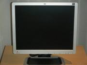 Продам монітори б/у HP широкоформатний квадрат
