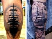 Курсы татуировки