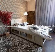 Детская кровать Элисон из натурального дерева