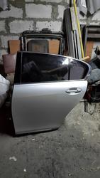 Дверь задняя левая в сборе на Lexus GS 350 2008 года