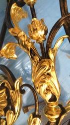золочение (сусальное золото,  поталь)