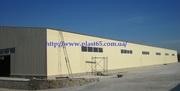 Склады под ключ,  строительство складов,  производственных помещений.