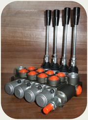 Гидравлические комплектующие, насосы, гидромоторы, фильтра, распределители