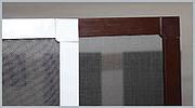 Москитные сетки рамные оконные и дверные от 117 грн./м2
