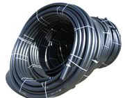 Труба полиэтиленовая техническая д.90мм